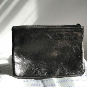 Marc Jacobs Metallic Clutch Bag